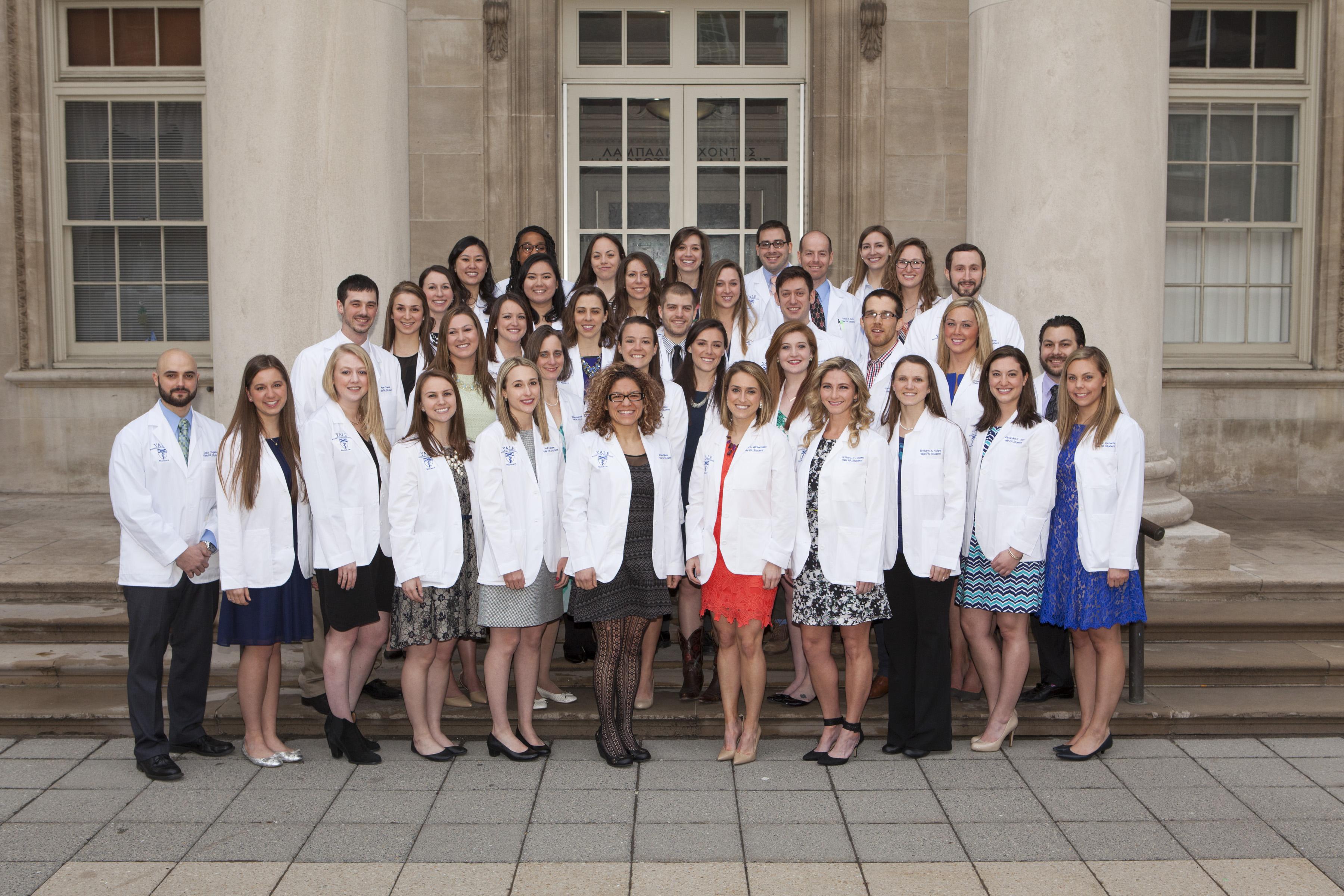 Yale Medical School White Coat